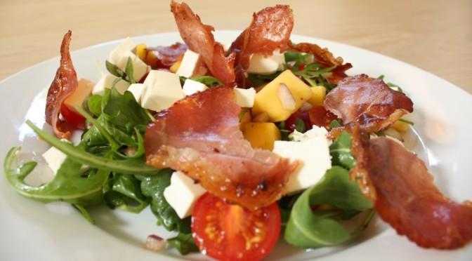 Salat i salig blanding